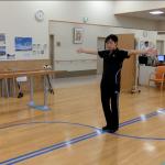 「股義足動作解説:歩く」うまく歩くためのイメージを動画で解説します。
