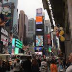 NYー世界の中心に、行こう。(2)〜Times Square、Brooklyn橋、NY市立図書館、グランド・セントラル駅