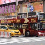 NYー世界の中心に、行こう。(4)〜NYバスツアー、Union Square市場